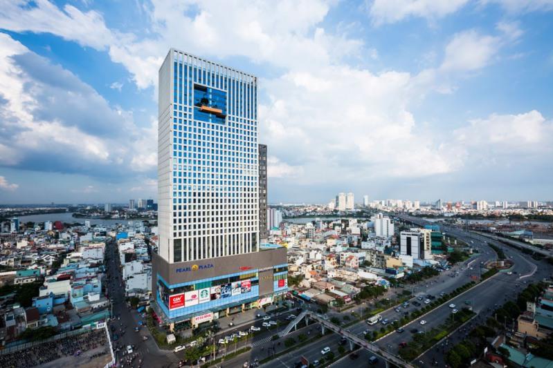 Những dự án trung tâm thương mại lớn tại Việt Nam