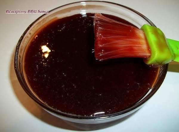 Blackberry Bbq Sauce Recipe