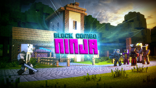 Block Ninja Combo Quest