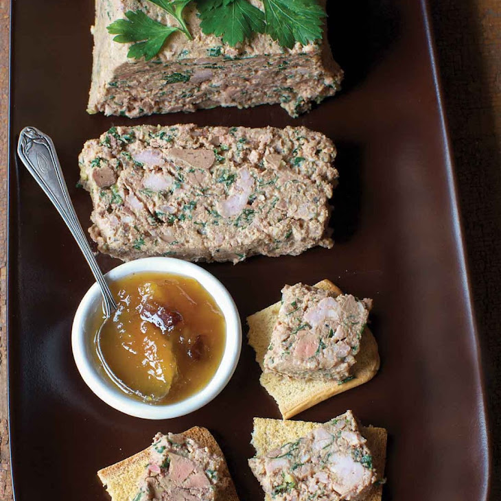 Arlington Chicken Liver Pâté