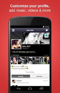 Moco - Chat, Meet People screenshot 4