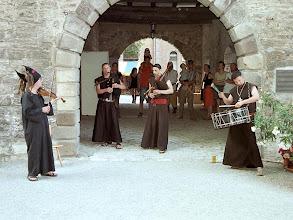 Photo: 14. Burgfest Runneburg