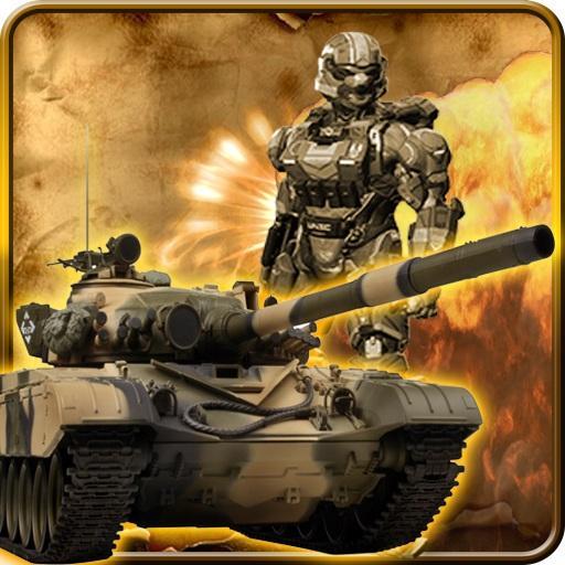 突擊隊現代坦克的戰鬥 動作 App LOGO-APP試玩