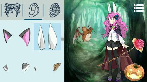 Avatar Maker: Witches screenshot 12