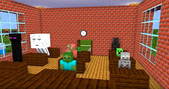 Monster School for Minecraft 3