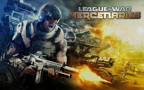 League of War: Mercenaries Imagen do Jogo