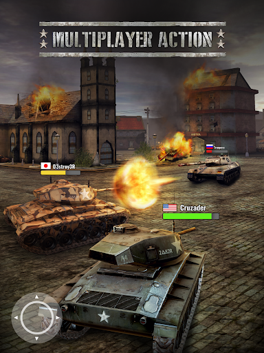 War Machines: Tank Arena