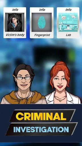 Word story: Murder Mystery screenshot 5