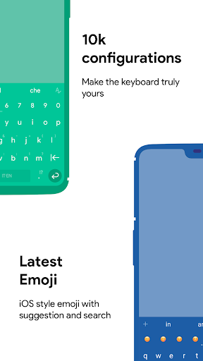 Chrooma - Chameleon Smart Keyboard  screenshots 3