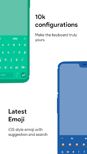 Chrooma Hydrogen Keyboard – Type privately 3