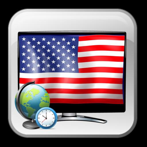 Time show USA TV