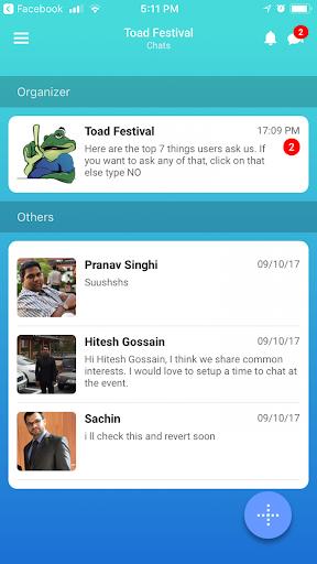 EventOnApp 10.1 screenshots 4