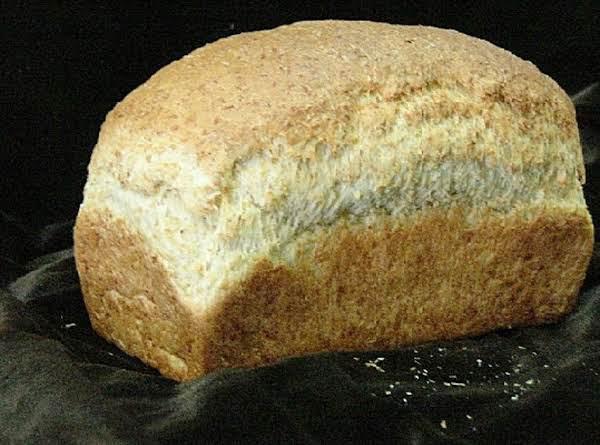 Kamut Bread Ready.....it Has A Golden Buttery Look!