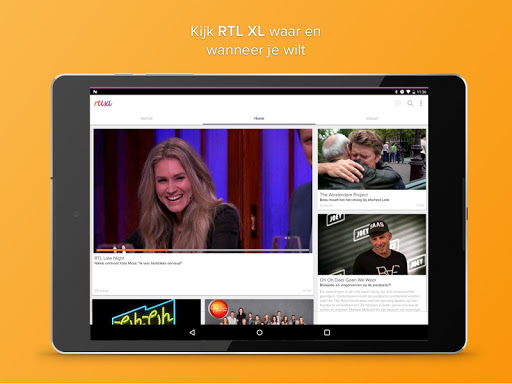 RTL XL  screenshots 6