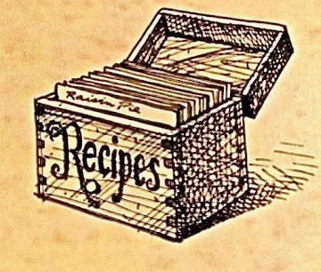 Favorite Vintage Recipes (1950-1990's)