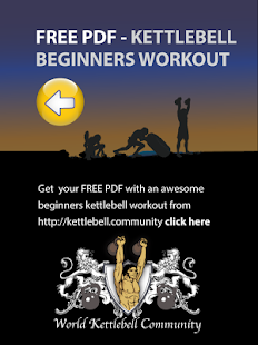 Kettlebell Swing- screenshot thumbnail