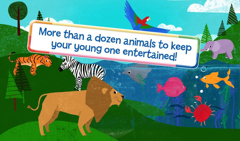 Animal Match-Up: Game for Kids- screenshot