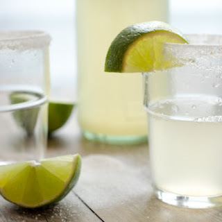 Fizzy Lime Margaritas
