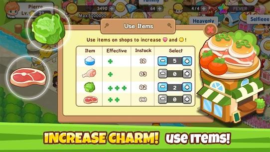 Restaurant Paradise MOD Apk 1.11.1 (Free Shopping) 4