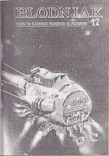 Photo: Blodnjak št. 12 (januar 1992, ur. Marjan Skvarča)