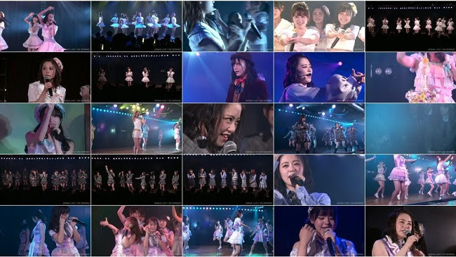 190929 (720p) AKB48 チーム8 湯浅順司「その雫は、未来へと繋がる虹になる。」公演 浜咲友菜 生誕祭