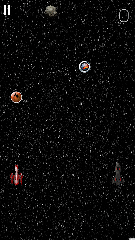 android Two space ship Screenshot 1