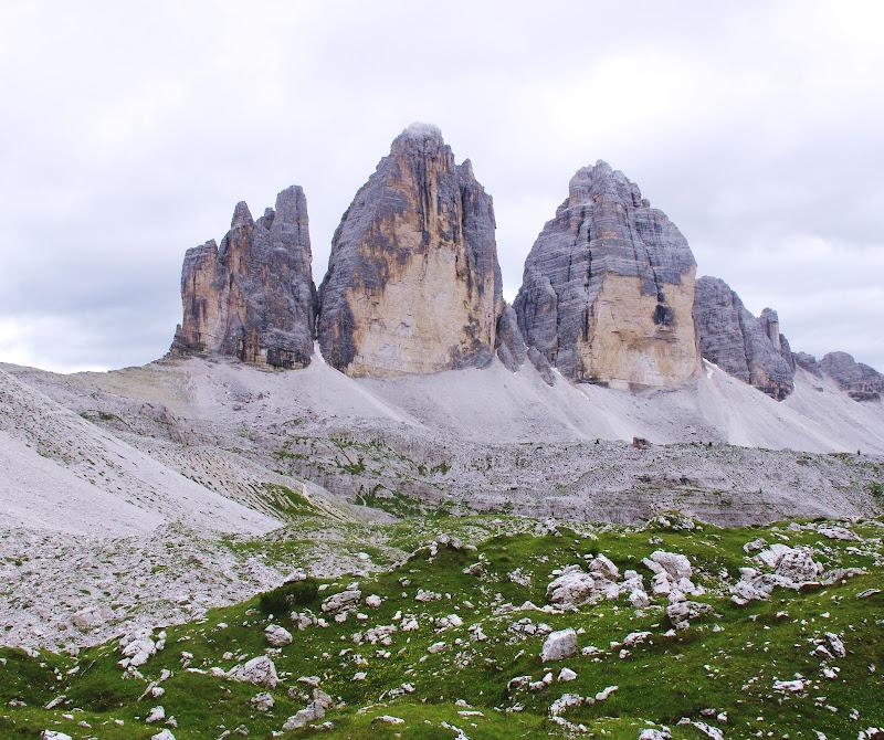 Tre cime di Lavaredo. di micphotography