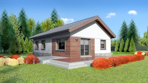 projekt Dom przy Przyjemnej 3