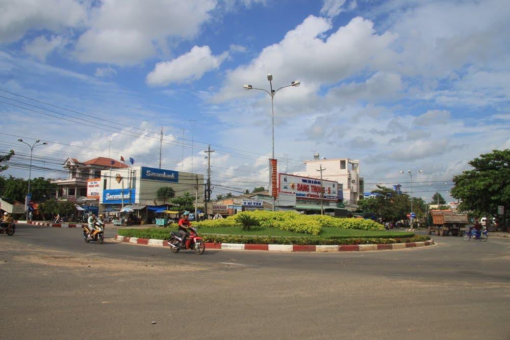 Tân Châu Đồng Pan là huyện nhỏ tại tỉnh Tây Ninh