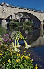 Photo: The Dordogne at Argentat