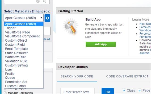 Salesforce Enhanced Code Searcher
