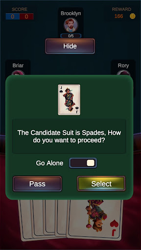 Euchre - Offline Free Card Game 1.1.1 screenshots 5