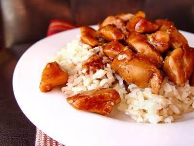 Mall Of America Bourbon Chicken Recipe