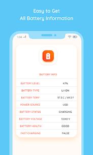 Power Saver : Battery Optimizer (MOD, Pro) v1.0 4