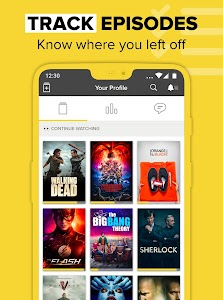 TV Time - #1 Show Tracker 7 0 3-18101501 + (AdFree) APK for