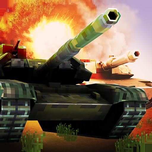 Team Tank Craft: World of Multiplayer Tanks Games