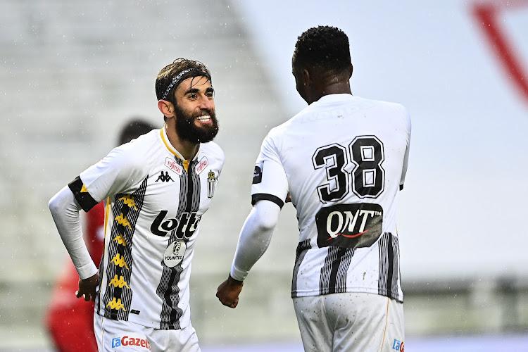 Le Sporting Charleroi a un nouveau sponsor maillot pour les matchs à l'extérieur