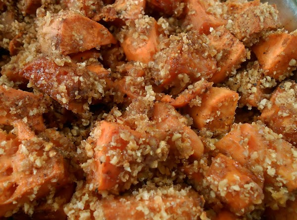 Fancy Oven Roasted Sweet Potatoes Recipe