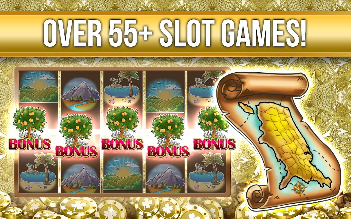 free casino slot games with bonus