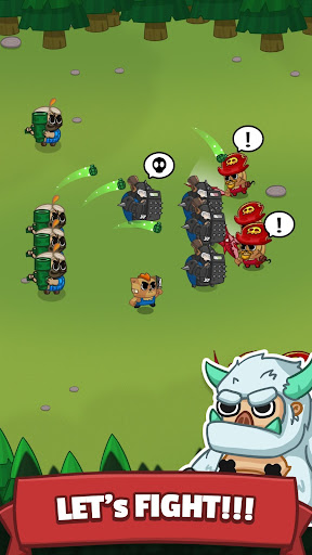 Cats Clash - Epic Battle Arena Strategy Game 0.0.32 screenshots 6