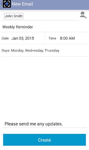 +Emails screenshot 3