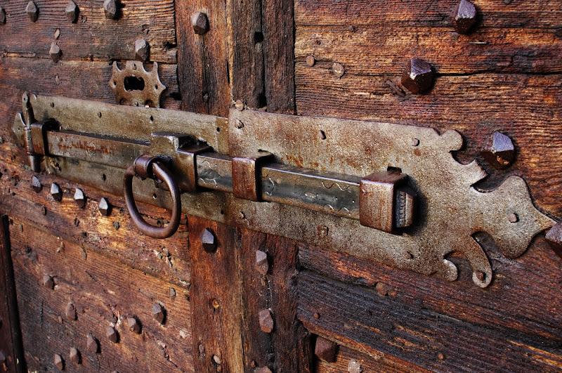Vecchia porta di DMax