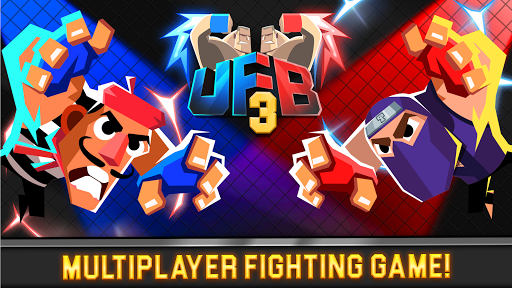 UFB 3: Ultra Fighting Bros - 2 Player Fight Game 1.0.1 screenshots 1