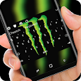 Green Monster Keyboard icon