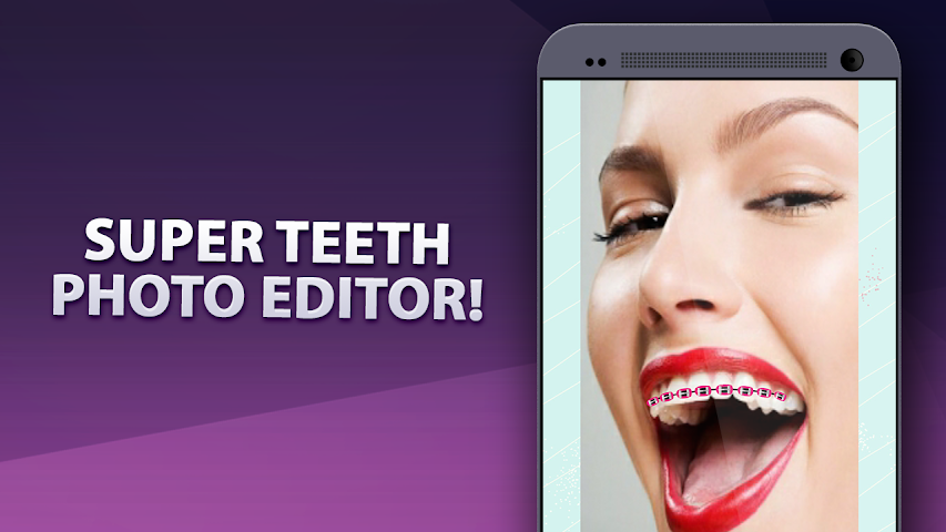 android Dental Brace Booth Screenshot 0