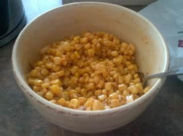 Peri Peri Corn Salad
