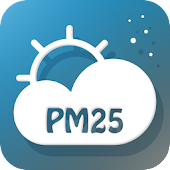 Air Quality World:PM25 Check