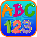 ABC Learning Tracing Phonics Spelling Preschool icon