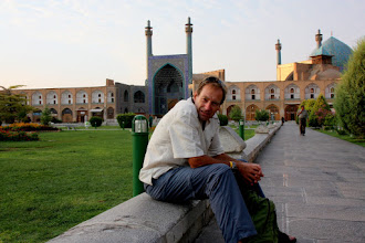 Photo: Day 136 -   Rog  in  Naghsh-i Jahan Square Square, Esfahan
