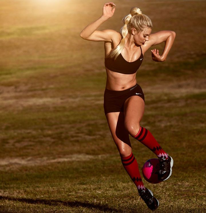Lauren Sesselmann (Footballer)